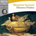 Couverture Mémoires d'Hadrien Editions Gallimard  2019