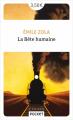 Couverture La Bête humaine Editions Pocket (Classiques) 2019