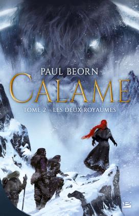 Couverture Calame, tome 2 : Les Deux Royaumes
