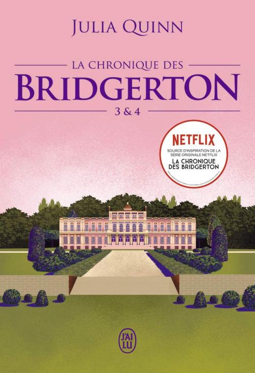 Couverture La chronique des Bridgerton, double, tomes 3 et 4 : Benedict, Colin