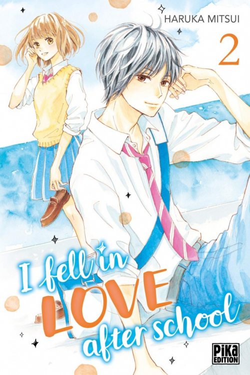 Couverture I fell in love after school, tome 2