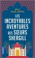 Couverture Les incroyables aventures des sœurs Shergill Editions Pocket 2021