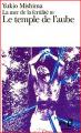 Couverture La mer de la fertilité, tome 3 : Le temple de l'aube Editions Folio  1980