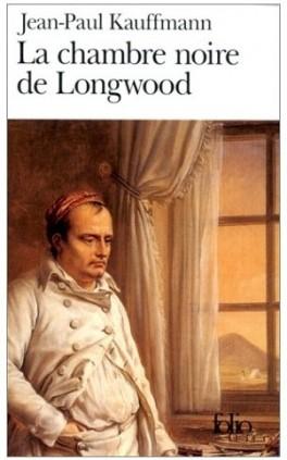 Couverture La chambre noire de Longwood
