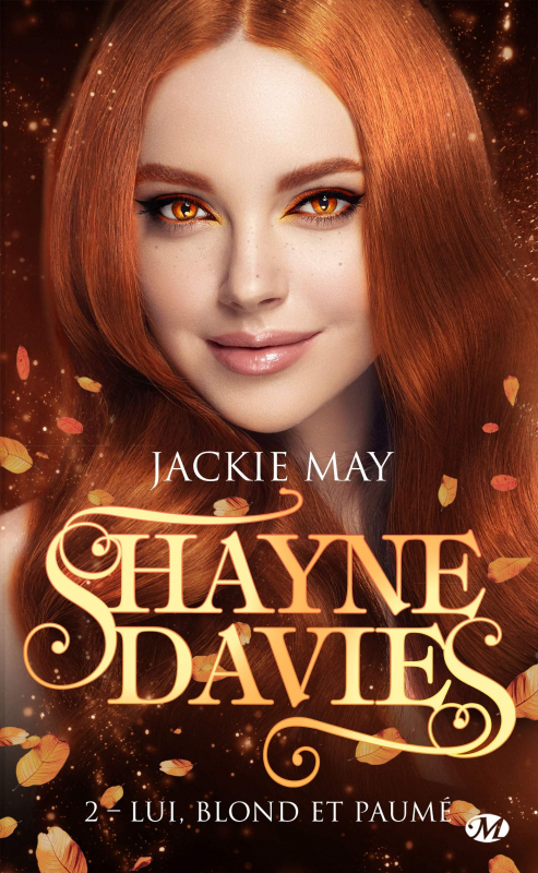 Couverture Shayne Davies, tome 2 : Lui, blond et paumé