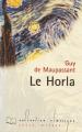 Couverture Le Horla Editions Carrefour 1995