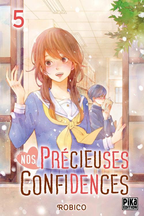 Couverture Nos précieuses confidences, tome 5
