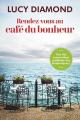 Couverture Rendez-vous au café du bonheur Editions Guy Saint-Jean 2021