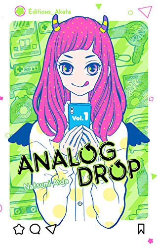 Couverture Analog Drop, tome 1