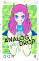Couverture Analog Drop, tome 1 Editions Akata 2021
