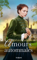 Couverture Amours automnales Editions Gloriana (Majesty) 2021