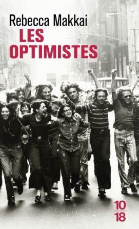 Couverture Les Optimistes