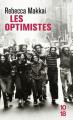 Couverture Les Optimistes Editions 10/18 (Littérature étrangère) 2021