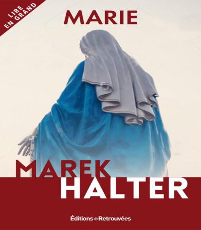 Couverture Marie