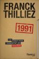 Couverture 1991 Editions Fleuve (Noir) 2021