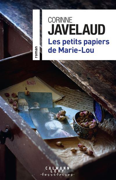 Couverture Les petits papiers de Marie-Lou