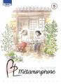 Couverture BL Métamorphose, tome 5 Editions Ki-oon (Seinen) 2021