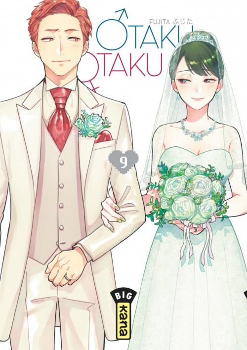 Couverture Otaku Otaku, tome 09