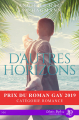 Couverture D'autres Horizons Editions Juno Publishing (Daphnis) 2021
