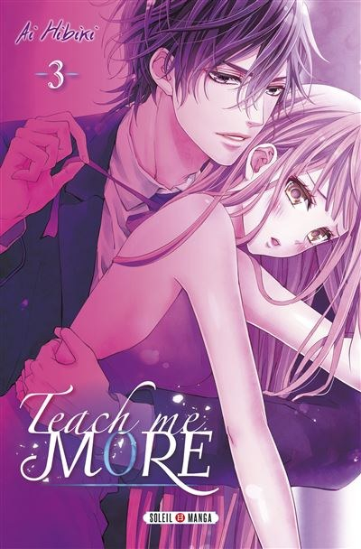 Couverture Teach me More, tome 3