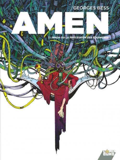 Couverture Amen, tome 1 : Ishoa ou la précession des équinoxes