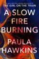 Couverture Celle qui brûle Editions Riverhead Books 2021