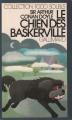 Couverture Le Chien des Baskerville Editions Gallimard  (1000 soleils) 1976