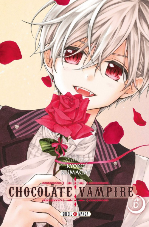Couverture Chocolate Vampire, tome 6