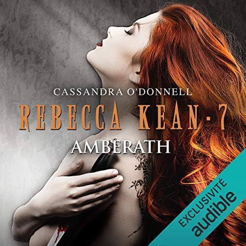 Couverture Rebecca Kean, tome 7 : Amberath