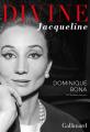 Couverture Divine Jacqueline Editions Gallimard  (Blanche) 2021
