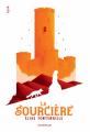 Couverture La Sourcière Editions du Rouergue (épik) 2021