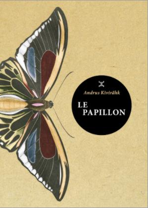 Couverture Le papillon