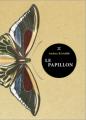Couverture Le papillon Editions Le Tripode (Météores) 2020