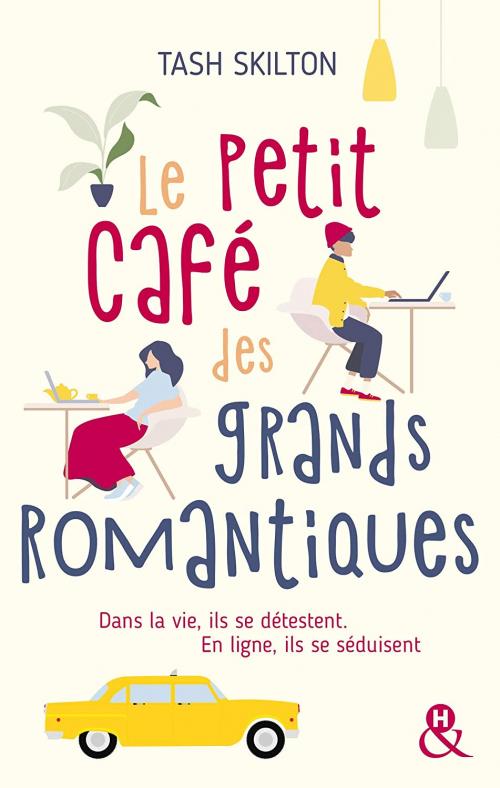Couverture Le petit café des grands romantiques