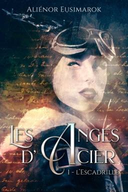 Couverture Les anges d'acier