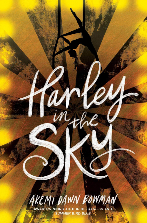 Couverture Harley in the sky