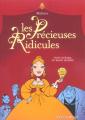 Couverture Les Précieuses ridicules Editions Vents d'ouest (Éditeur de BD) 2005