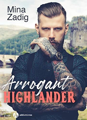 Couverture Arrogant Highlander
