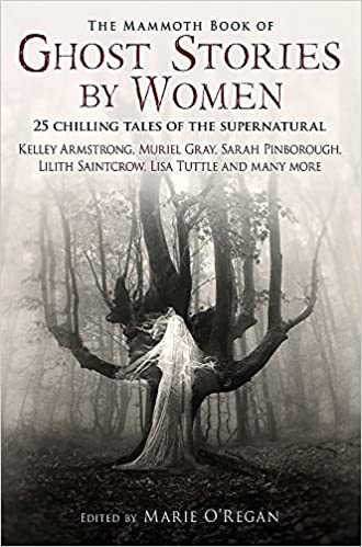 Couverture The Mammoth Book of Ghost Stories by Women