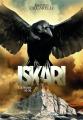 Couverture Iskari, tome 3 : La tisseuse de ciel Editions Gallimard  (Jeunesse) 2021
