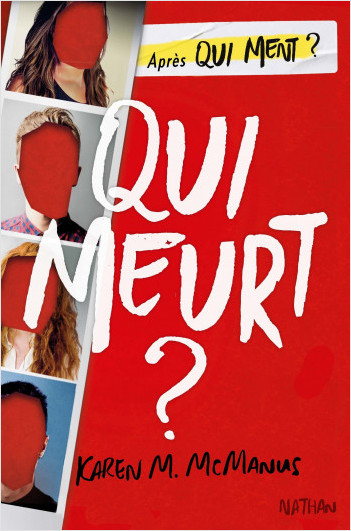 Couverture One of us is lying, tome 2 : Qui meurt ?