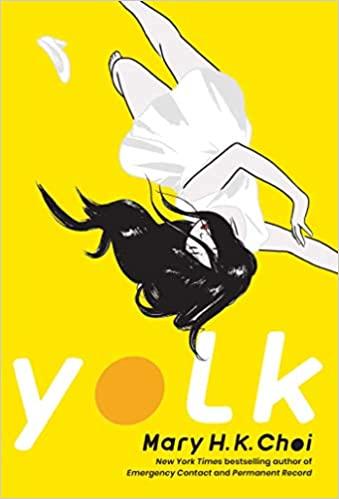 Couverture Yolk