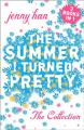 Couverture L'été où je suis devenue jolie, intégrale Editions Penguin books 2014