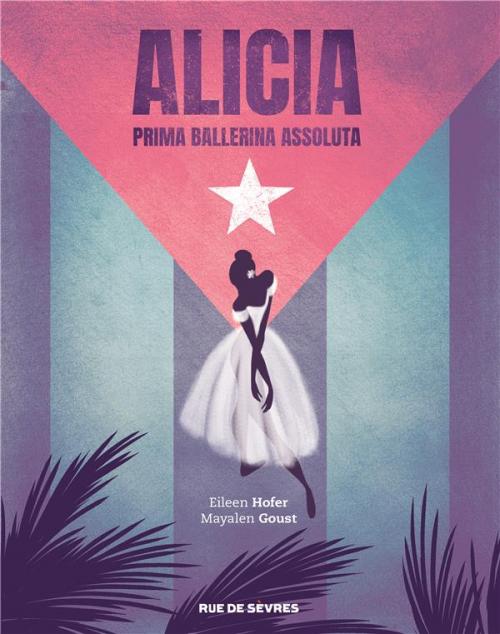 Couverture Alicia, prima ballerina assoluta
