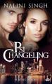 Couverture Psi-Changeling, tome 19 : Rêves de loup Editions Milady (Bit-lit) 2021