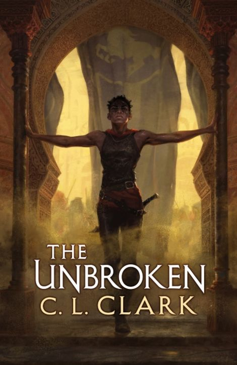 Couverture Magic of the Lost, book 1: The Unbroken