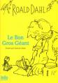 Couverture Le Bon Gros Géant / Le BGG : Le Bon Gros Géant Editions Folio  (Junior) 2013