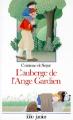 Couverture L'auberge de l'ange gardien Editions Folio  (Junior) 1992