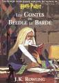 Couverture Les contes de Beedle le barde Editions Gallimard  (Jeunesse) 2008