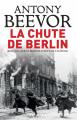 Couverture La Chute de Berlin Editions Calmann-Lévy 2021